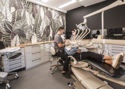 zabiegi chirurgiczne w stomatologii