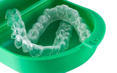Dyskretne aparaty ortodontyczne